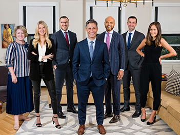 The Harris Residential Team