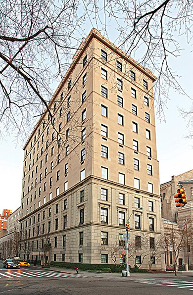 Featured Managed Building, 4 East 66th Street