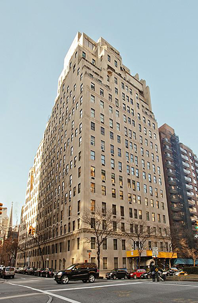 Featured Managed Building, 740 Park Avenue