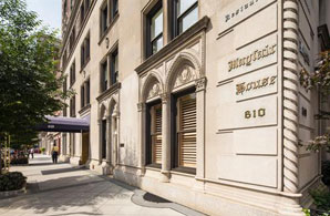 Featured Managed Building, 610 Park Avenue