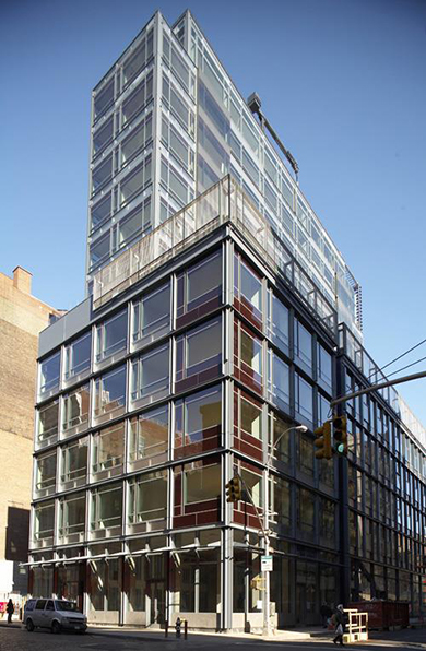 Featured Managed Building, 40 Mercer Street