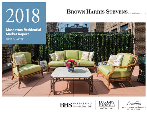 Brown Harris Stevens Market Reports 4th Quarter 2017