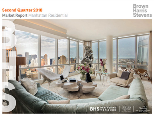 Brown Harris Stevens Market Reports 2nd Quarter 2017