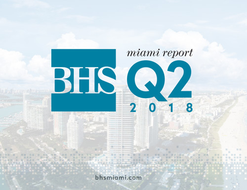 1st Quarter 2018 Miami Market Report