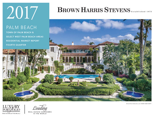 2017 Palm Beach Market Report